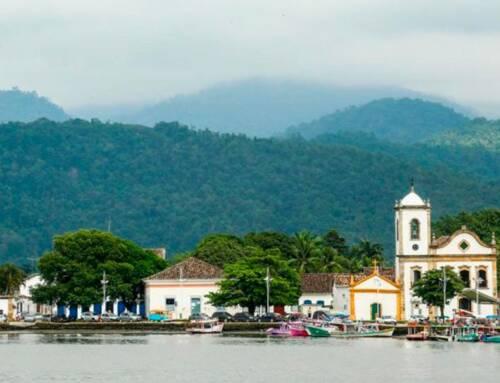 Paraty, na Costa Verde do Rio de Janeiro, já está recebendo turistas!