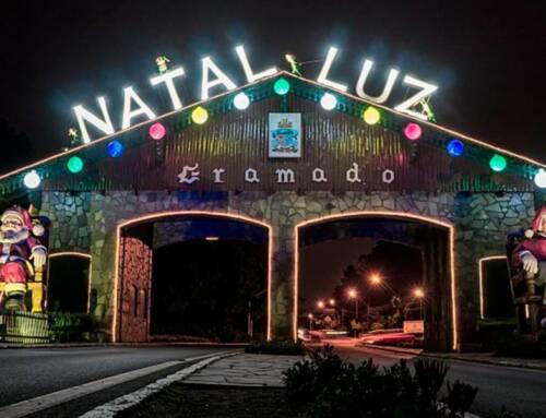 Gramado cancela todos shows do Natal Luz, mas manterá decoração natalina